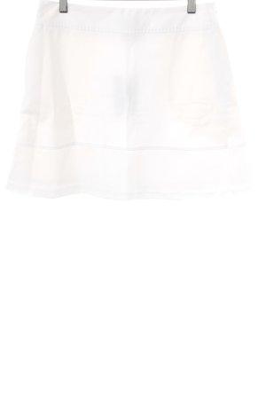 Gant Jupe asymétrique blanc style classique