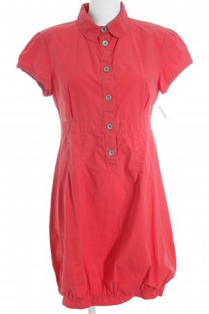 Gant Ballonkleid rot Casual-Look