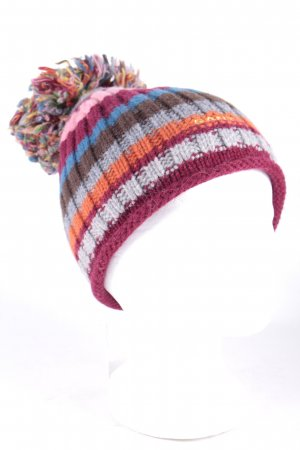 Gant Beanie striped pattern casual look
