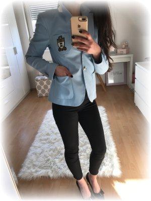 Gant Blazer, Jacket, Hellblau, mit zierknöpfen, Gr.34