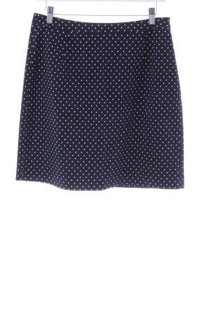 Gant Pencil Skirt white-dark blue spot pattern casual look