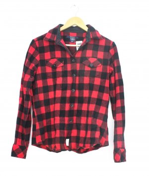 Gant Lumberjack Shirt red-black