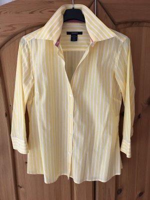 Gant Bluse Gr. 42 gelb
