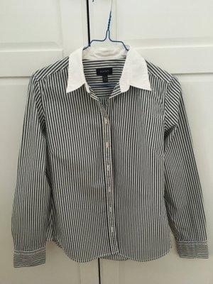 Gant Blusa de manga larga blanco-gris
