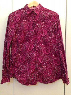 GANT Bluse in Paisley Gr. 46