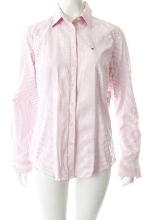 Gant Bluse rosa gestreift