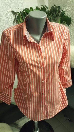 Gant Bluse rot gestreift Gr. 40 eher 38