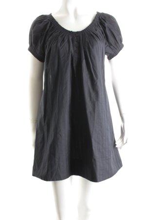 Gant Blusenkleid schwarz Casual-Look
