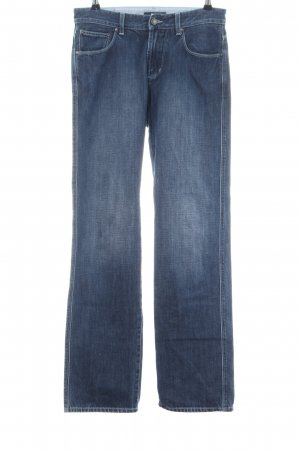Gant Boot Cut Jeans blau Casual-Look