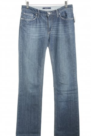 Gant Boot Cut Jeans dunkelblau Casual-Look
