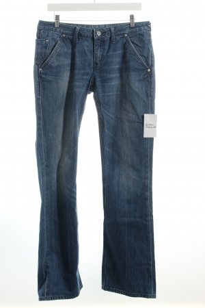 Gant Boot Cut Jeans hellblau klassischer Stil
