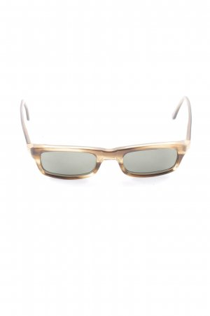 Gant Glasses light brown-green grey simple style