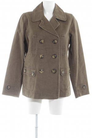 Gant Pea Jacket brown classic style