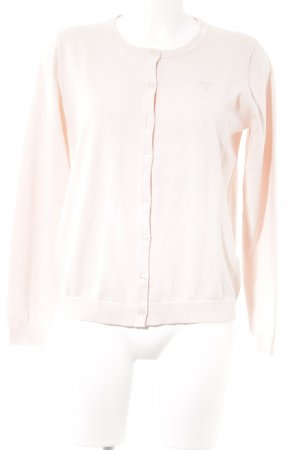 Gant Cardigan apricot loosely knitted pattern casual look