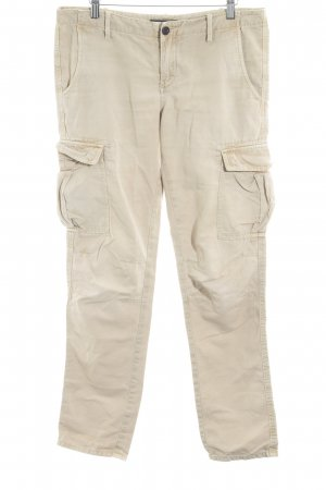 Gant Cargohose beige Casual-Look
