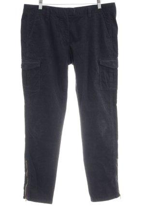 Gant Cargohose dunkelblau Casual-Look