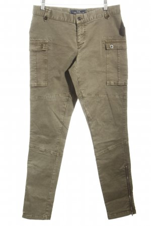 Gant Cargohose khaki Used-Optik