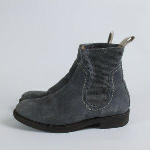 Gant Botines Chelsea gris oscuro