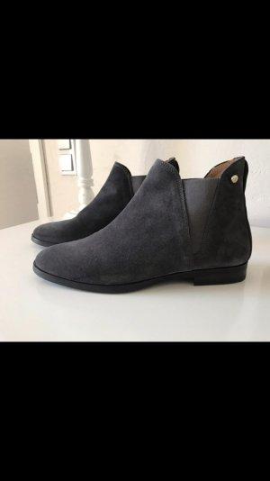 Gant Chelsea-Boots NICOLE Grau NP160€ Nagelneu Gr.40