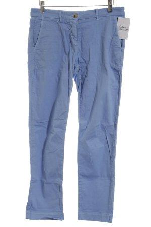 Gant Chinohose himmelblau-stahlblau Brit-Look