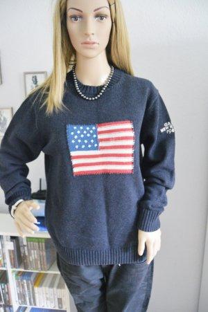 Gant damen pullover grobstrick gr.L