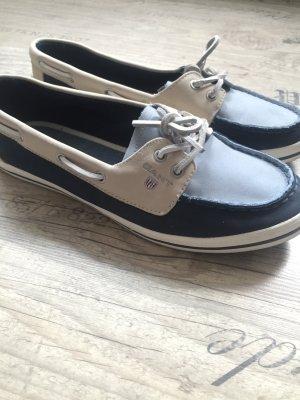 Gant Damen Slipper in Blau