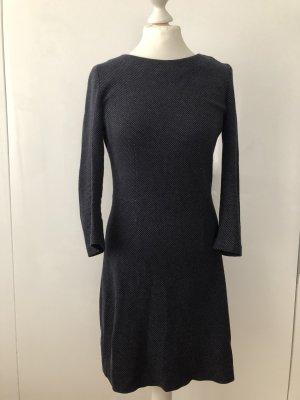 GANT - Dunkelblaues A-Linien Kleid in Gr. 38