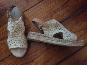 Gant Espadrille Sandals multicolored textile fiber