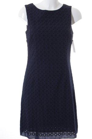 Gant Etuikleid dunkelblau-schwarz Elegant