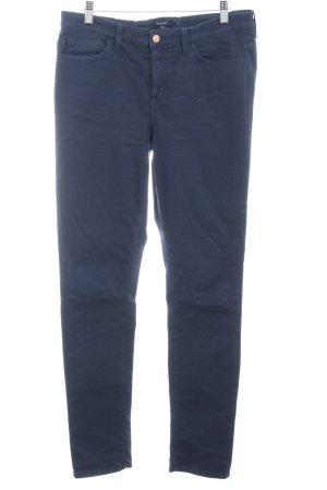 Gant Pantalone cinque tasche blu stile casual