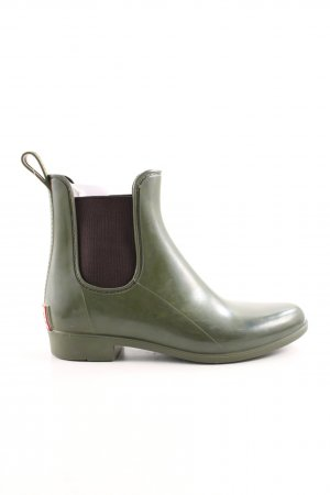 Gant Wellies khaki-brown simple style