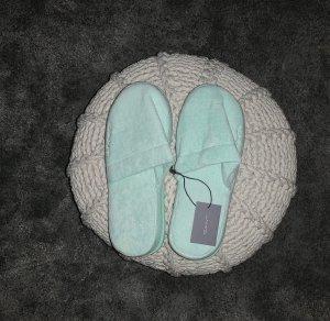 Gant Sloffen babyblauw