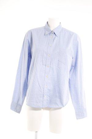 Gant Hemd-Bluse blassblau Business-Look
