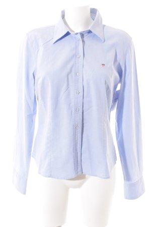 Gant Hemd-Bluse hellblau klassischer Stil