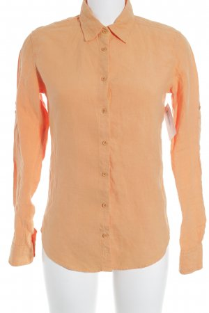 Gant Hemd-Bluse hellorange Business-Look