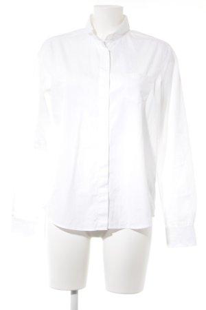 Gant Blouse-chemisier blanc style d'affaires