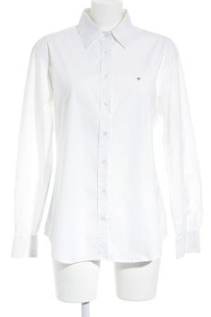 Gant Hemd-Bluse weiß Elegant
