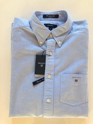 Gant Hemd helles jeansblau Gr.M