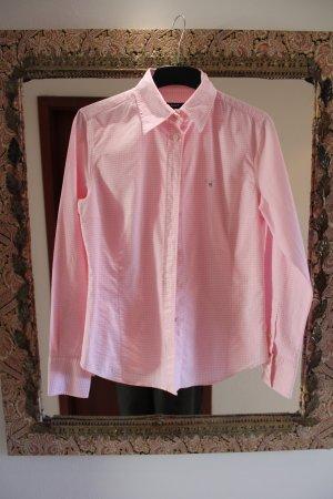 Gant Hemd in rosa-weiß