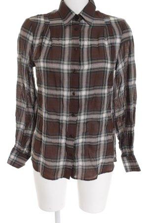 Gant Camisa de leñador estampado a cuadros estilo boyfriend