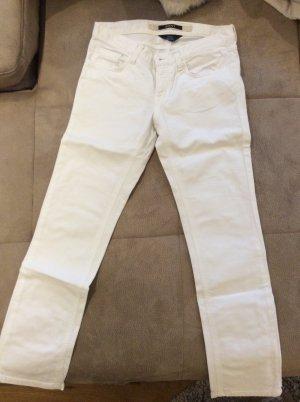 Gant Pantalone cinque tasche bianco