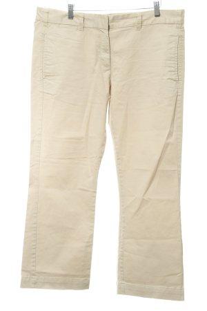 Gant Pantalon taille basse beige style d'affaires