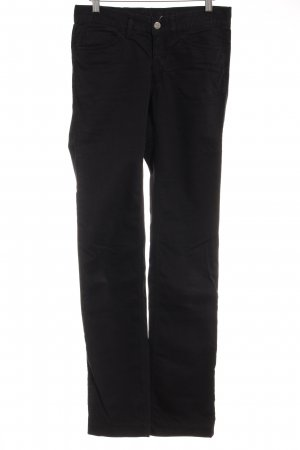 Gant Low-Rise Trousers dark blue simple style