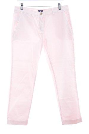 Gant Pantalon taille basse rose clair style décontracté