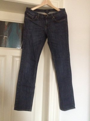 GANT Jeans blau, gerader Schnitt