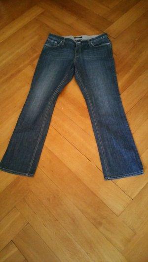 Gant Stretch Jeans dark blue-azure