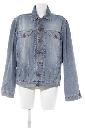 Gant Denim Jacket azure-cornflower blue casual look