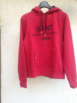 Gant Kapuzen-Sweatshirt-Pullover Gr. M (40)