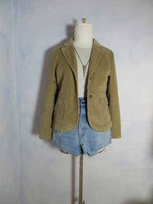 Gant Boyfriend Blazer multicolored cotton