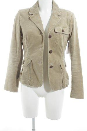 Gant Kurz-Blazer beige Casual-Look